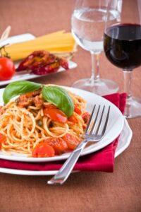 Spaghetti gehört zu den beliebtesten Nahrungsmitteln Italiens. (Quelle: istockphoto).