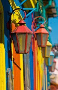 La Boca, der bunte Stadtteil von Buenos Aires (Quelle: istockphoto)