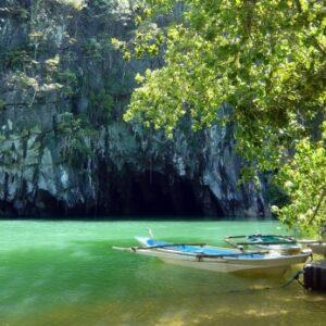 Der Puerto-Princesa-Subterranean-River (Quelle: istockphoto)