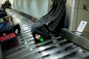 Waren können im Gepäck verstaut werden (Quelle: istockphoto)