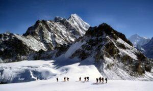 Der Himalaya (Quelle: istockphoto)