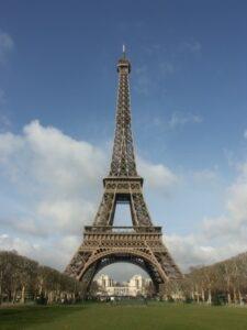 Der Eiffelturm (Quelle: istockphoto)