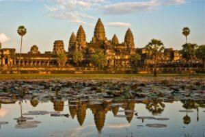 Angkor Wat (Quelle: istockphoto)