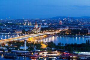 Wien von oben (Quelle: Fotolia)