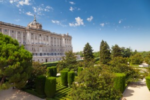 Palacio Real in Madrid (Quelle: Fotolia)
