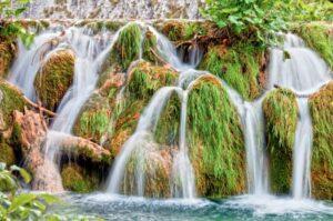 Wasserfälle im Nationalpark