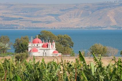 Capernaum - greek orthodox